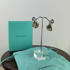 Vintage Tiffany & Co Elsa Perretti Flower Earring